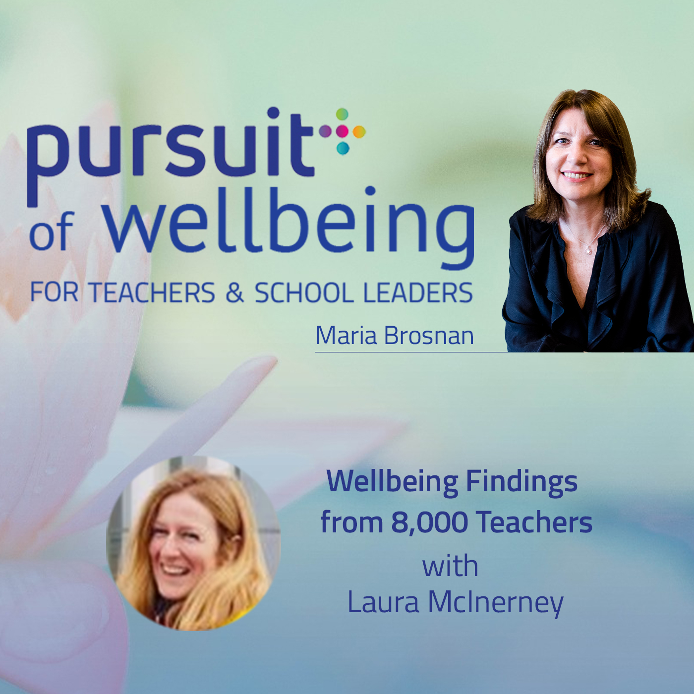 Wellbeing Findings from 8,000 teachers with Laura McInerney