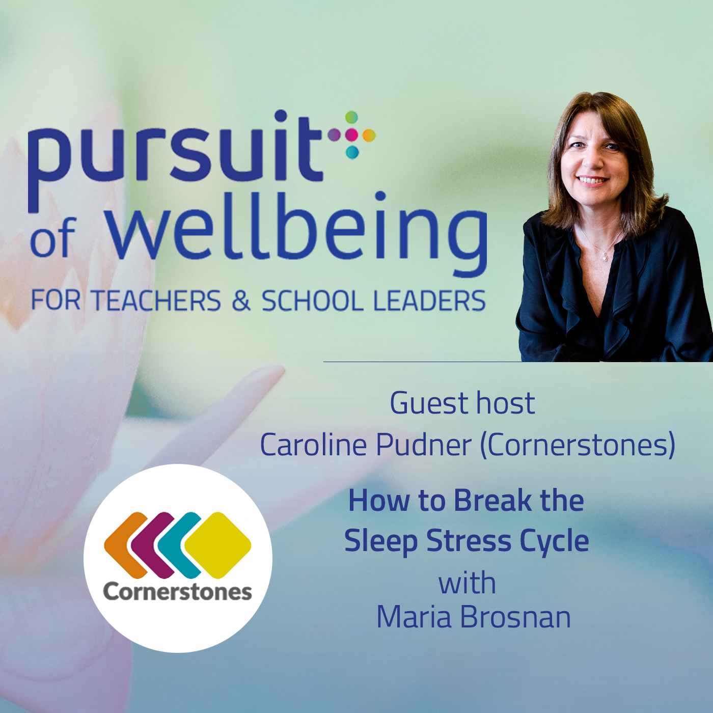 How to Break the Sleep Stress Cycle with Maria Brosnan