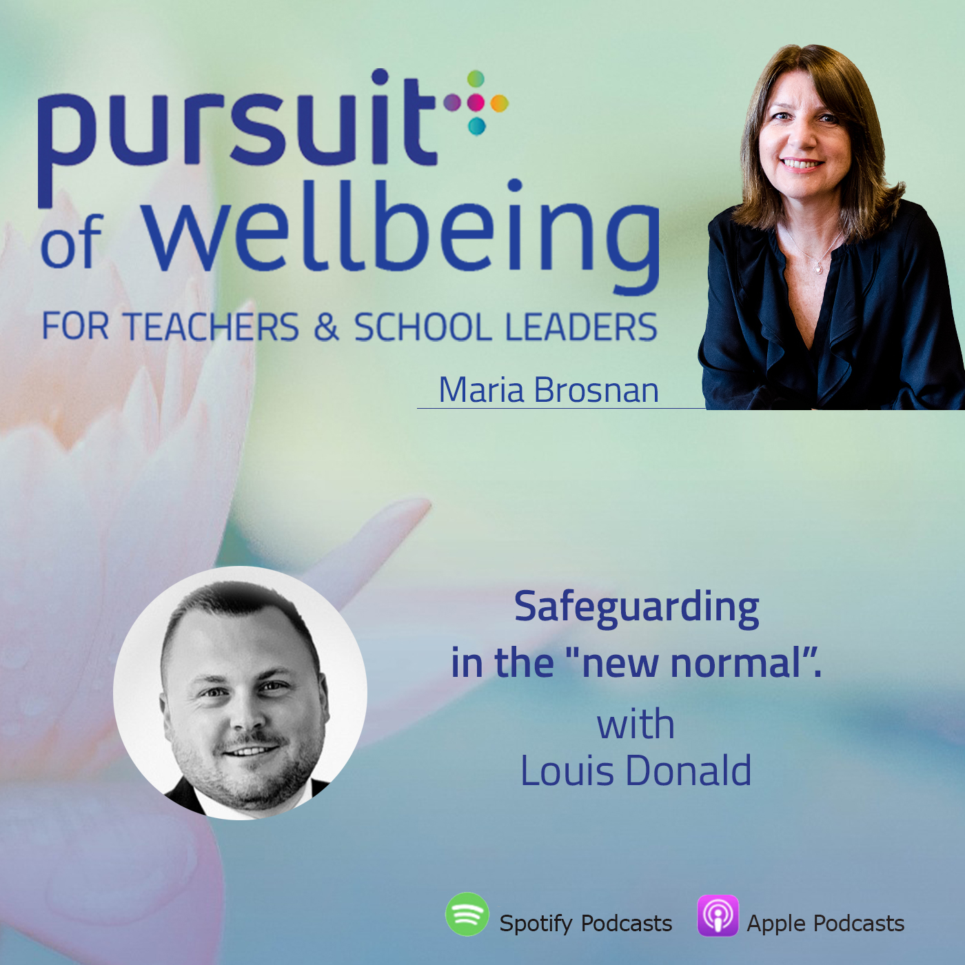 Safeguarding in the New Normal with Louis Donald