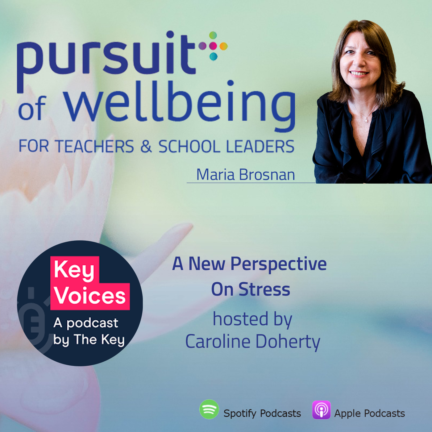 A New Perspective on Stress with Maria Brosnan
