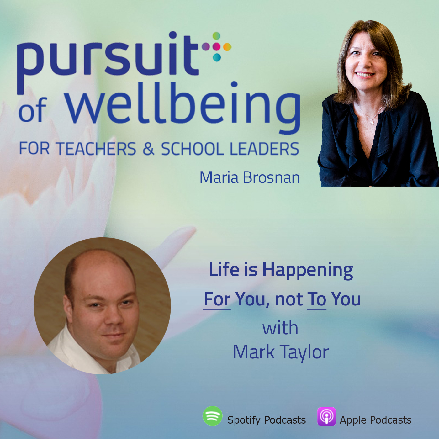 Life is Happening FOR You not TO You with Mark Taylor