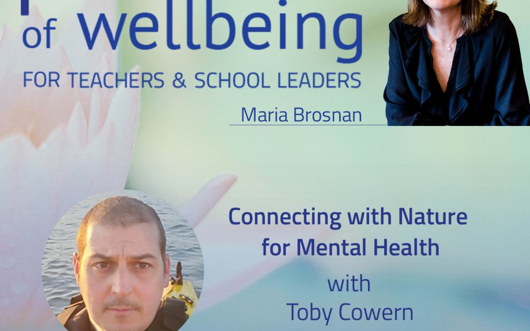 Connecting with Nature for Mental Health with Toby Cowern