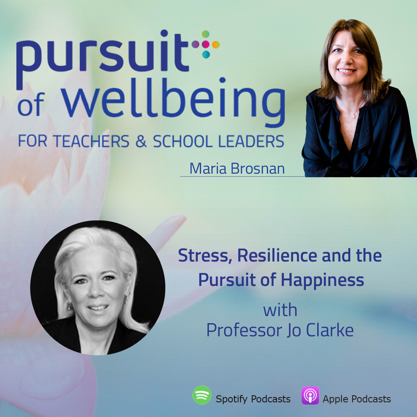 Stress, Resilience and the Pursuit of Happiness with Professor Jo Clarke.